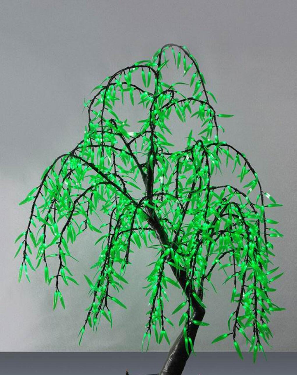 Деревья гирлянды своими руками