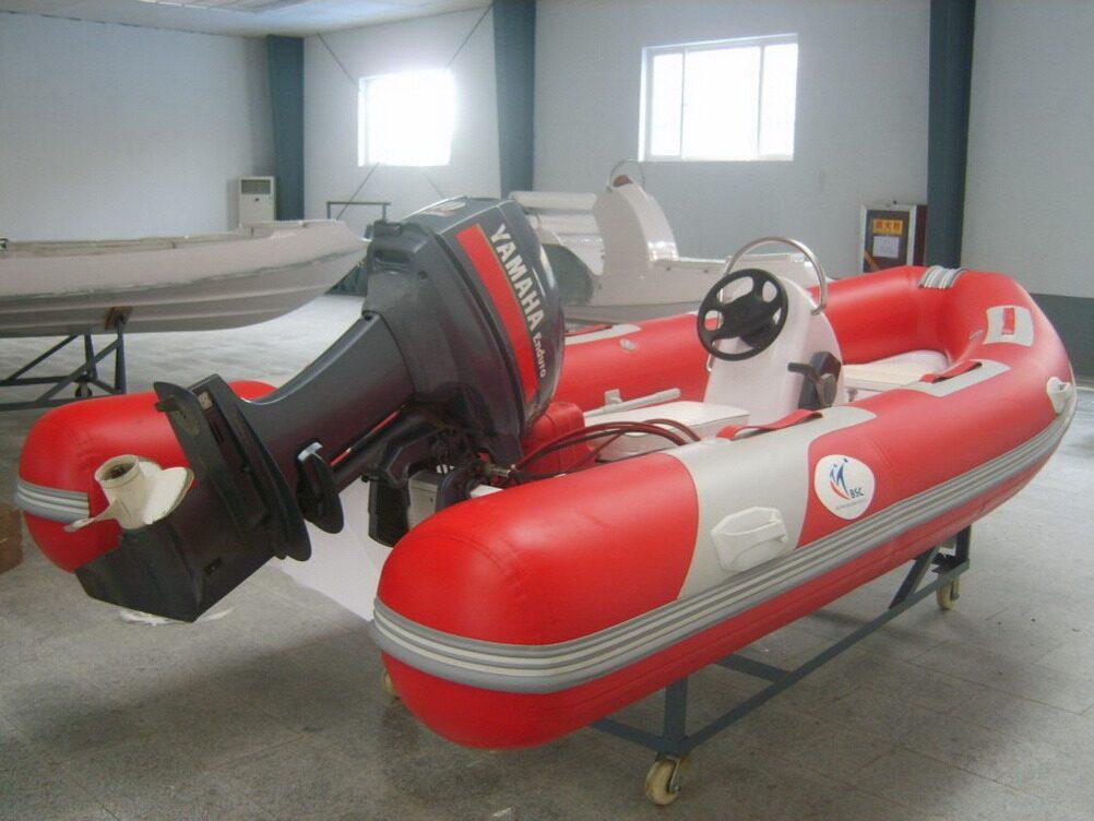 лучшие моторы для надувных лодок тесты